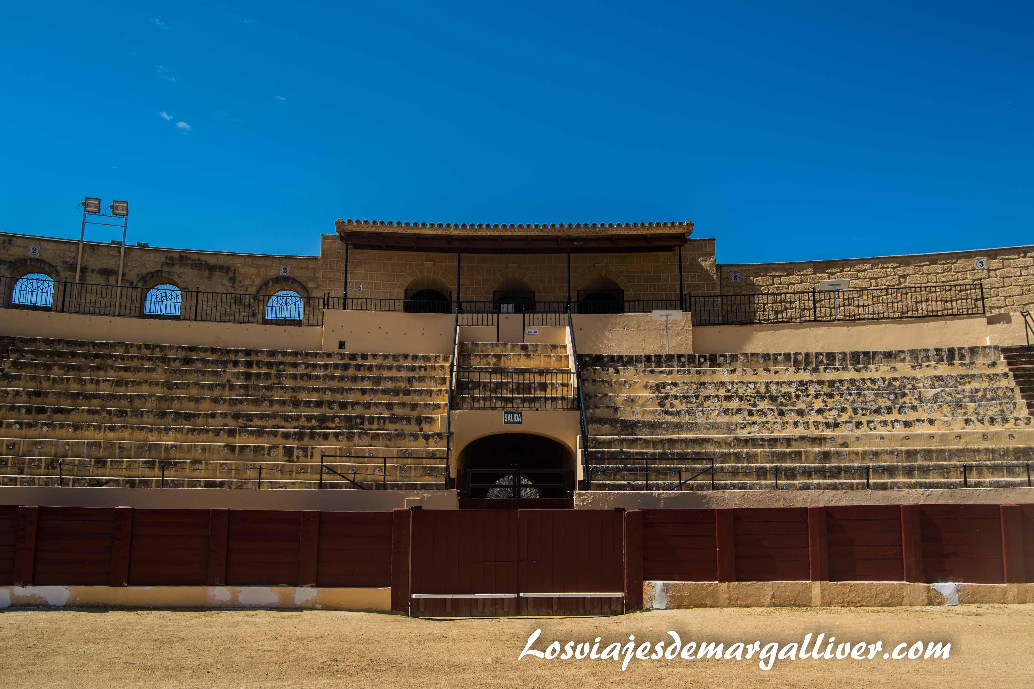 plaza de Toros de Osuna en la ruta de juego de Tronos - Los viajes de Margalliver